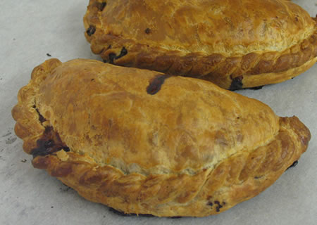 Cooked Pasties from Pastyman.